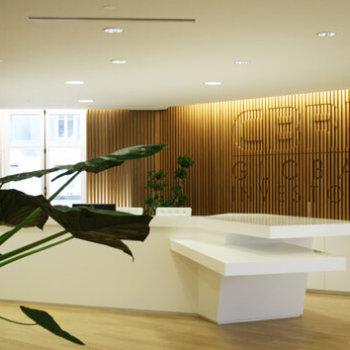 Concours architecture - architecture siège social - Maud Caubet Architectes