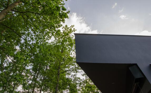 Maison bbc - maison basse consomation - Maud Caubet Architectes
