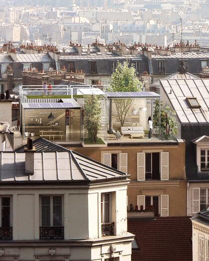 Maison d'architecte - architecte paris - Maud Caubet architectes
